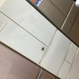 「安心の6ヶ月保証付!!【SHARP(シャープ)】6ドア冷蔵庫売...