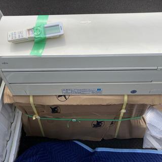 富士通 17畳対応エアコン 超高機能200V
