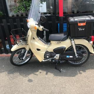 スーパーカブ50ccの限定摩托车