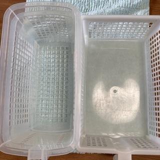 ダイソー 調味料収納ケース(3点)
