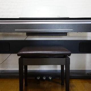 【ネット決済】Casio 電子ピアノ(椅子付き)