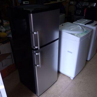 格安!高年式 2018年製 アズマ 2ドア冷凍冷蔵庫 MR-ST136 136L 店舗受け渡し可能 札幌市内限定配送