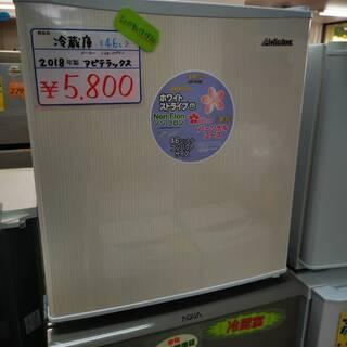 1ドア冷蔵庫 2018年製