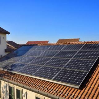 ❶太陽光システム一式を無償提供致します☀️