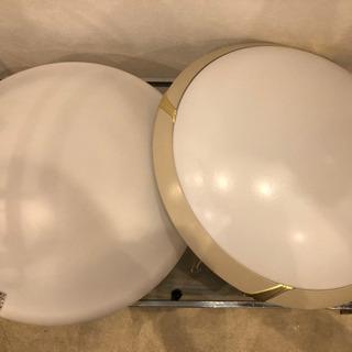 シーリングライト ジャンク品 部品取り用 2個セット 管R…