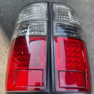 ランクル80 紅白LEDテール ジャンク