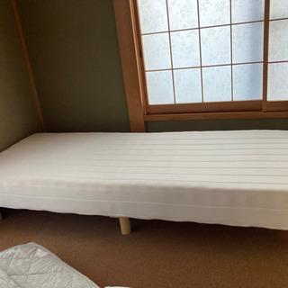 【ネット決済】ニトリのセミシングルベット