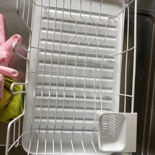ニトリ 食器洗いカゴ