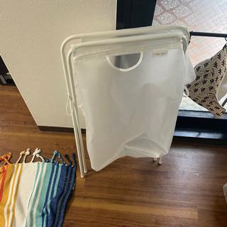 IKEA 洗濯物 カゴ