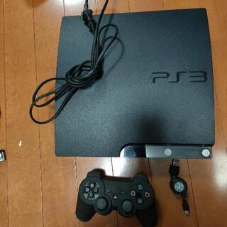 ソニー プレイステーション3 PS3ソフト付き!