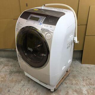 HITACHI ドラム式洗濯機 BD-V7300L 201…
