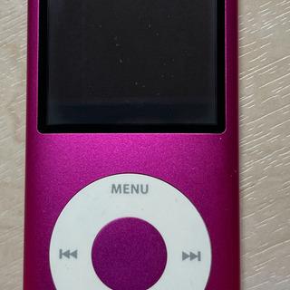 iPod nano 16GB ピンク