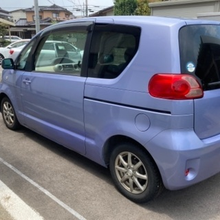 トヨタポルテ2004 95000km ¥80000 - トヨタ