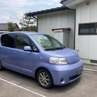 トヨタポルテ2004 95000km ¥80000の画像