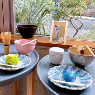 テーブル茶道(椿の会)体験レッスン