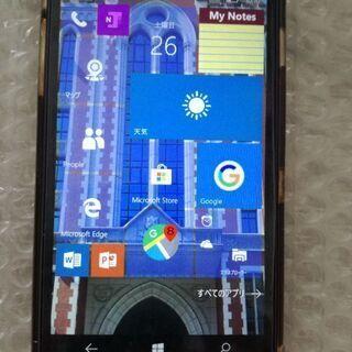 【ネット決済・配送可】WindowsPhoneヤマダ電機製