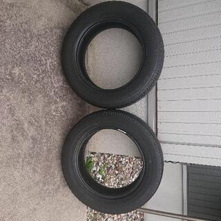 タイヤ 2本
