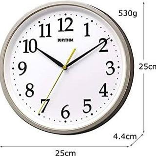 新品未使用 時計 rhythm