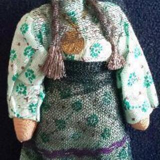 エジプトの民芸品 人形2体 − 東京都