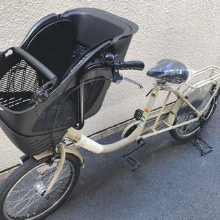 自転車 3人乗り