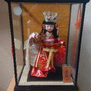 雛人形/五月人形兼用日本人形
