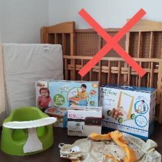 手押し車、おもちゃ、チェアー、哺乳瓶消毒ケース、敷き布団(おまけ...