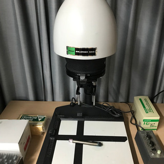 FUJI ENLARGER S69 写真引き伸ばし機の画像