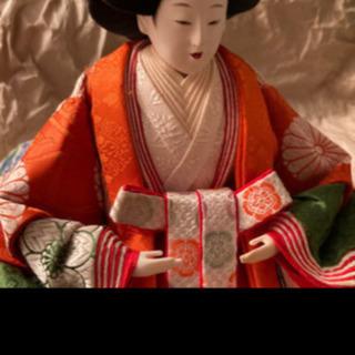 ✅高級雛人形 七段雛飾り