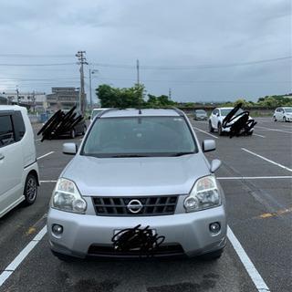 【ネット決済】エクストレイル 平成22年式ー46500km 令和...