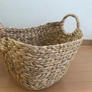【ネット決済】ニトリ バスケット ムスカ リング