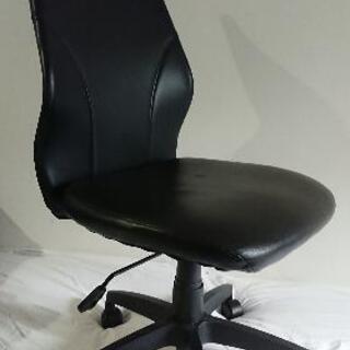 ニトリ製 椅子 黒