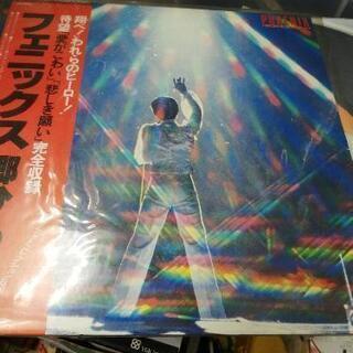 LP郷ひろみ ポスター付
