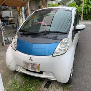 【ネット決済】電気自動車です。