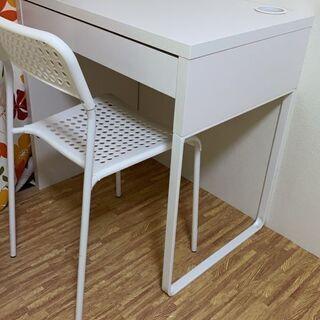 テーブル椅子セットです。