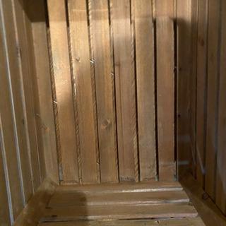 木箱 木製BOX  木の雑貨