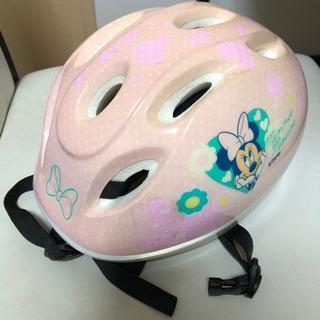 ides ディズニー ミニー 自転車ヘルメットXSサイズ …