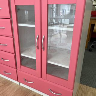 【💗可愛いピンク色💗お部屋が一気に華やかになる🧚♀️🌸高さ調整...