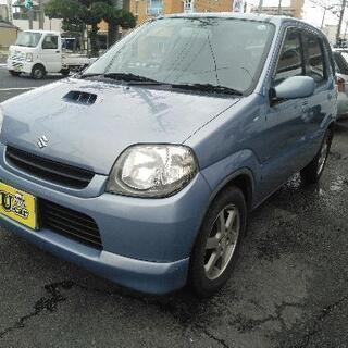 平成16年スズキKei Bターボ !マニュアル ! 4WD!