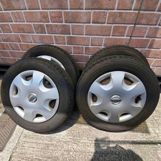 日産 モコ タイヤ 155/65R13 4本