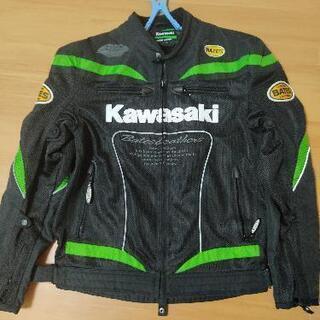 【ネット決済】カワサキ バイクジャケット LL 2021年モデル...