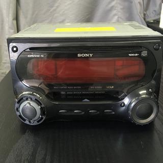 SONY カーオーディオ WX-S2000
