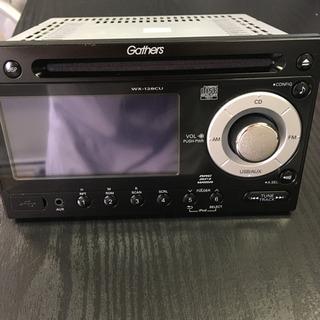 Gathers カーオーディオ WX-128CU
