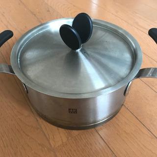 鍋 約20cm 内径 容量約2.5リットル