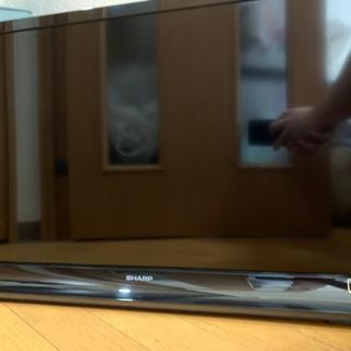 【ネット決済・配送可】32型テレビ AQUOS