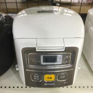 炊飯器 タイガー 3合炊き 2018年製 JAI-R551