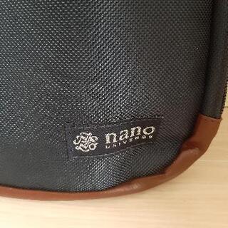 nano・universeバッグ - 靴/バッグ