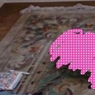 だんつう?絨毯 無料 防ダニクリーニング済の画像