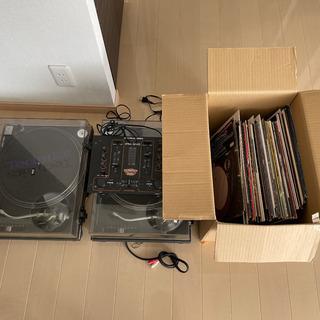 ★Technics SL-1200MK3 DJ ターンテーブル★...