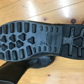 くつ 安全靴 作業用 ブーツ - 八女市