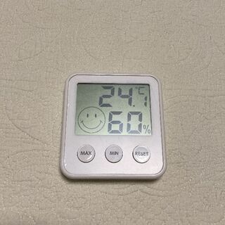 エンペックス気象計 デジタル 温度計 湿度計